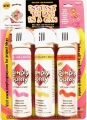Pink Tie Dye Kit 3 Pack Fabric Spray Paint