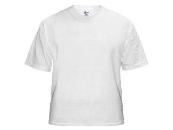 Blank White T-Shirt